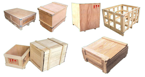 出口各类木箱包装