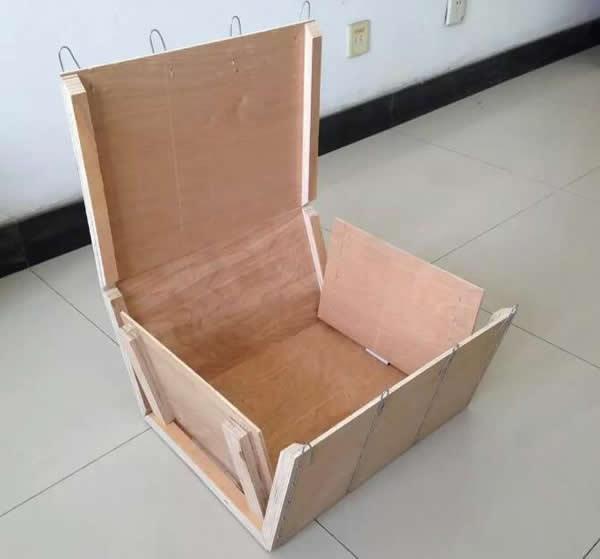 钢丝捆扎箱