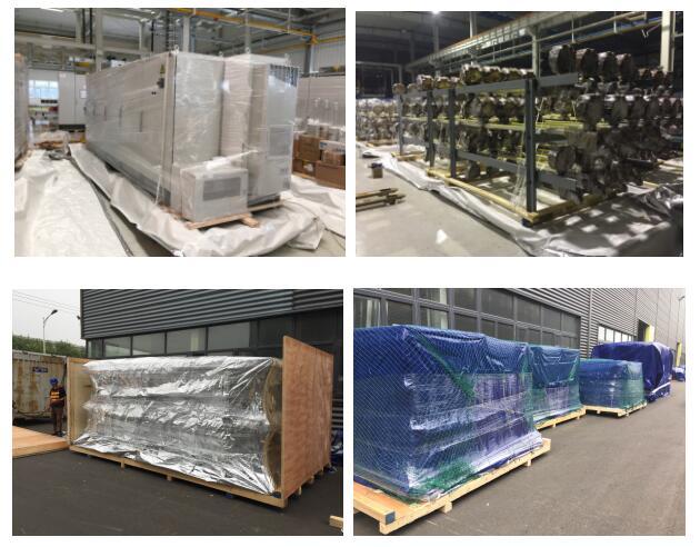 长期驻厂包装服务案例:汽车生产线设备厂商,长期包装团队驻厂服务