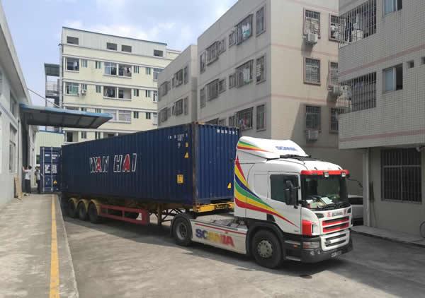 东友工厂包装案例:机械设备、集散物品装卸、包装、运输服务