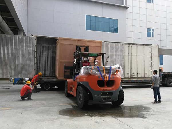 东友包装货物装卸服务