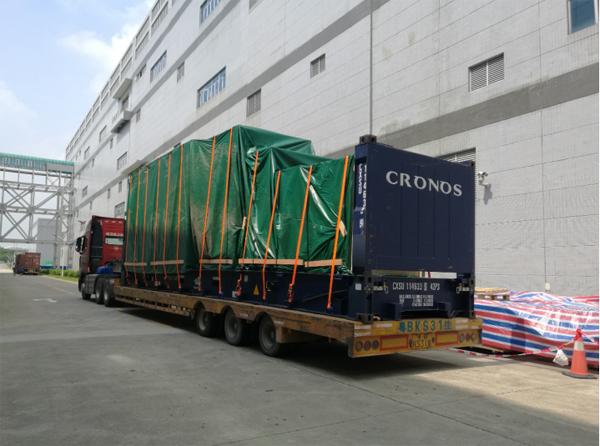 码头运输(拖柜、还柜)