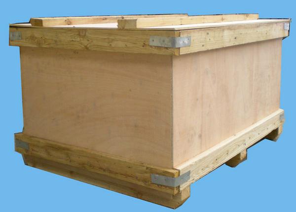 普通木箱图片展示