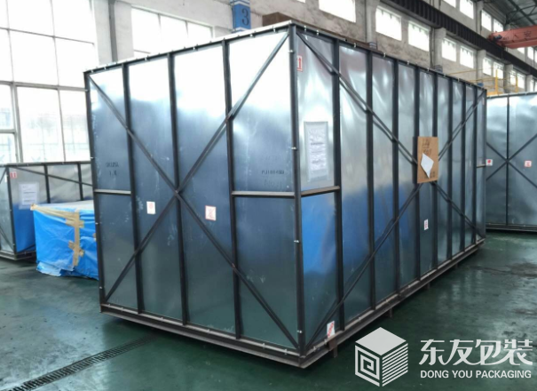钢框架包装箱