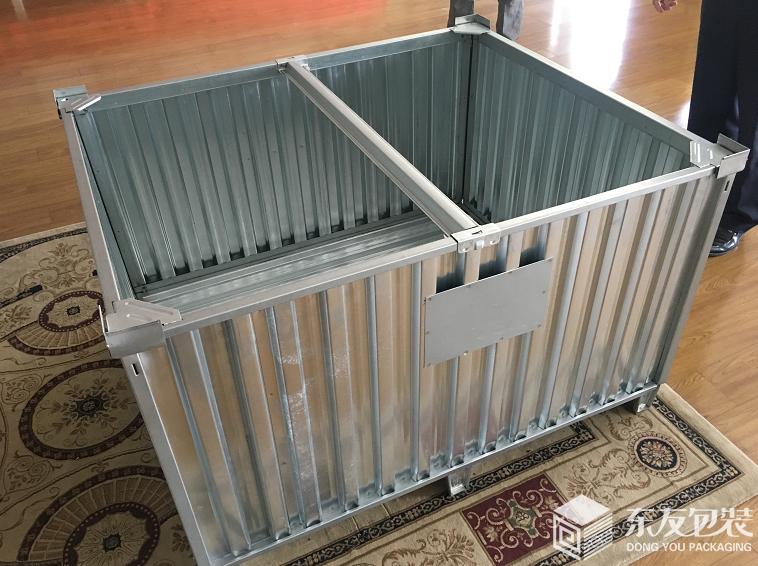 镀锌板小型钢箱