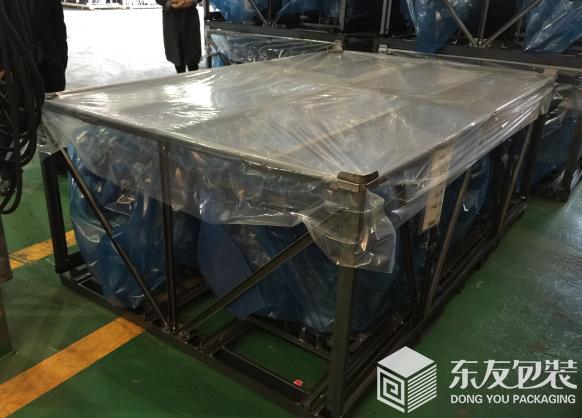C型钢质包装箱