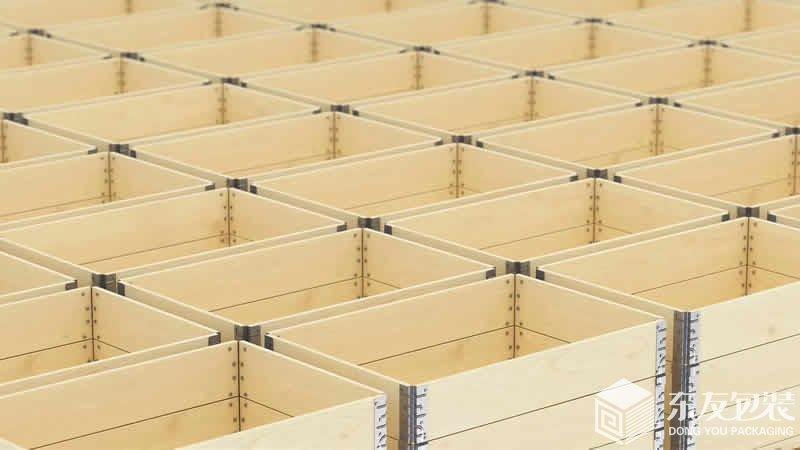 为什么很多物流包装更青睐木箱包装?看看这几个优势就明白了